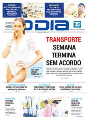 Jornal O Dia - Transporte semana termina sem acordo