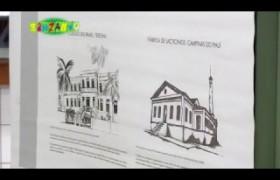 Exposição resgata patrimônio arquitetônico do Piauí