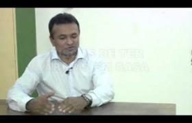 Secretário de Segurança Fábio Abreu é a favor do porte legal de armas