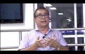 Entrevista Secretário Vicente Moreira sobre o Lixo em Teresina