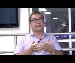 TV O Dia - Entrevista Secretário Vicente Moreira sobre o Lixo em Teresina