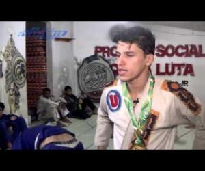 TV O Dia - Projeto social revela talentos do jiu jitsu no Piauí