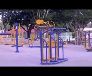 TV O Dia - Parque da Cidadania é nova opção de lazer e cultura de Teresina