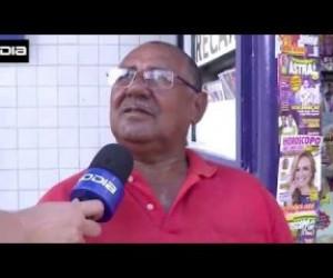 TV O Dia - Que recado você daria ao novo prefeito de Teresina?