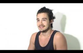 Entrevista coletiva do cantor Tiago Iorc em Teresina