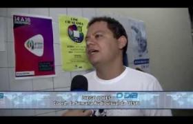 Repórter da TV O Dia ministra oficina durante IV Semana Audiovisual da UESPI