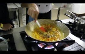 Paella com sabor de litoral piauiense