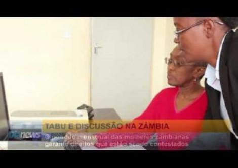 Mulheres podem tirar dia de folga no período da menstruação na Zâmbia