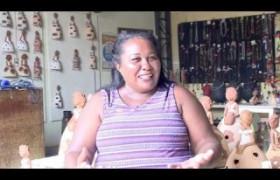 A história por trás do sorriso contagiante da artesã Raimunda Teixeira