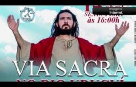 Encenações da Paixão de Cristo acontecem em várias cidades do Piauí