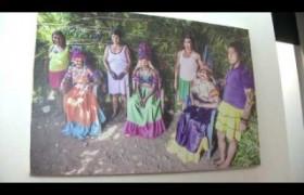 Ritual de passagem da menina indígena para vida adulta é tema de exposição no museu do Pi