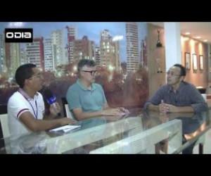TV O Dia - Cientista político avalia crise na política brasileira