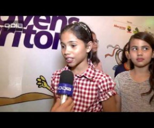 TV O Dia - Vencedores do concurso Jovens Escritores 2017