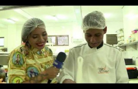 Gastronomia refinada do chef Domingos Moraes