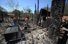 Renascimento das cinzas: como estão as famílias vítimas das queimadas em 2016