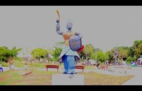 Conheça a Praça dos Orixás que homenageia as religiões de matrizes africanas em Teresina