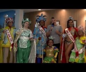 TV O Dia - Conheça as Majestades do Carnaval 2018 de Teresina