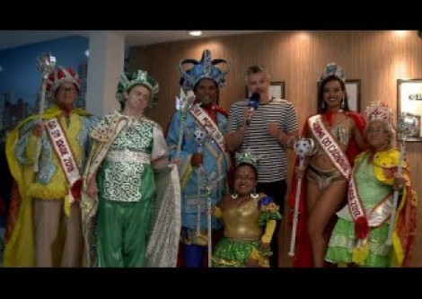 Conheça as Majestades do Carnaval 2018 de Teresina