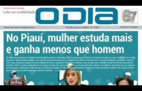 Jornal O Dia destaca mulheres protagonistas em edição especialr