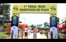 Como foi a 1ª Maratona de Trilha do Piauí que aconteceu em Nazária