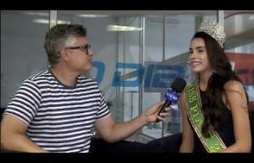 O Dia News Entrevista: Miss Piaui 2018, Naiely Lima