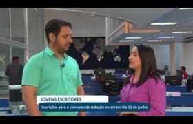 Boletim de notícias da manhã (bloco 2) - 08/06/18