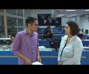 TV O Dia - Boletim de notícias da tarde (Bloco 01) 16/07/18