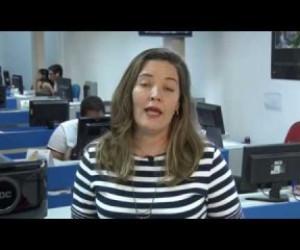 TV O Dia - Boletim de notícias da tarde (bloco 01) 18 07 18