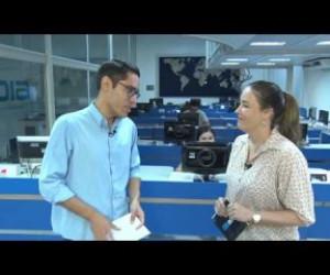 TV O Dia - Boletim de notícias da tarde (bloco 01) 20 07 18