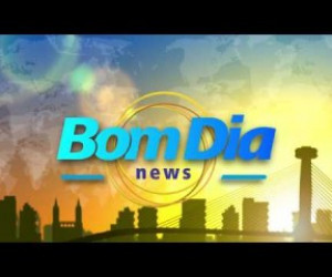 TV O Dia - BOM DIA NEWS - Bloco 01 - 14 08 18