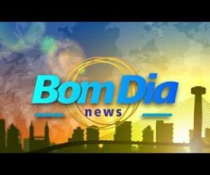 TV O Dia - BOM DIA NEWS - BLOCO 01 - 17 08 18