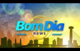 BOM DIA NEWS BLOCO 02 10 08 18