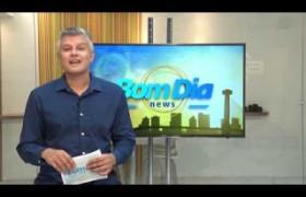 BOM DIA NEWS 30 10 18 BLOCO 01