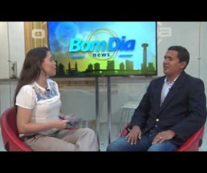 TV O Dia - BOM DIA NEWS 25 03 BLOCO 02 Reforma Administrativa deve ser finalizada essa semana