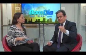 BOM DIA NEWS 27 03 BL 02 Henrique Pires diz que MDB não quer ser desprestigiado do governo