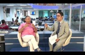 O DIA NEWS 21 03 BLOCO 02 Cientista Social analisa prisão do ex-presidente Michel Temer