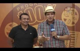 BLOCO 1 Programa 100% Forró do jeito que você gosta, com muitos clipes!