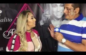 BLOCO 3 100% Forró - Entrevista com Taty Girl