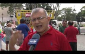 BOM DIA NEWS 09 04 BLOCO 01 Pestistas organizam movimento para lembrar um ano da prisão de Lula