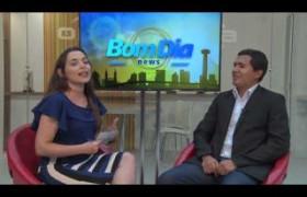 BOM DIA NEWS 15 04 BL 02 POLÍTICA: ENTREVISTA COM O JORNALISTA JOÃO MAGALHÃES