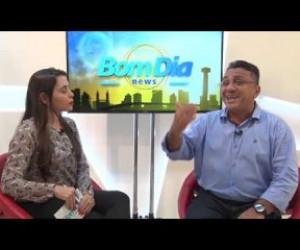 TV O Dia - BOM DIA NEWS 25 04 BL 02 DUDU ADMITE CANDIDATURA A PREFEITURA DE TERESINA