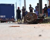 Mulher morre após ser atropelada na zona Norte de Teresina