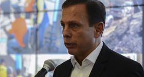 Doria vende privatizações em São Paulo a investidores em Davos