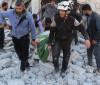 Após uma semana de bombardeios, mais de 500 morrem na Síria