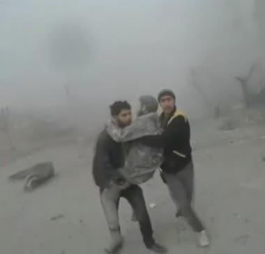 Ataques a reduto rebelde na Síria mataram 250 em 48 horas