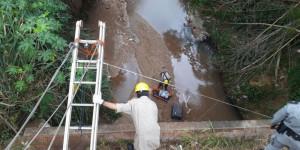 Corpo de piauiense é encontrado dentro de mala em córrego no estado de Goiás