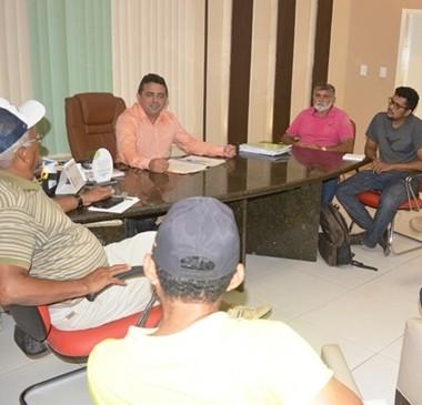 Criada Comissão para trabalhar em áreas atingidas pelas chuvas