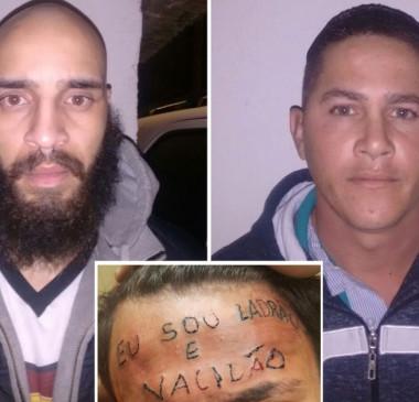 Justiça condena dupla que tatuou testa de adolescente no ABC Paulista