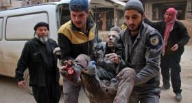 Após bombardeios, Rússia rejeita proposta para trégua na Síria