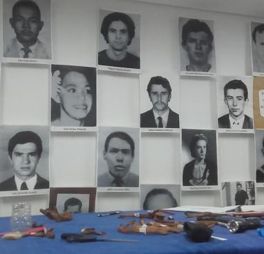 Ossada de desaparecido político é identificada após quase 50 anos